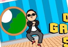 Игры Раскраска Гангнам стайл