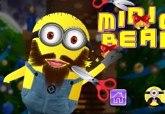 Игры Миньоны Побрей бороду