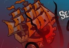 Игры Корабли против монстров