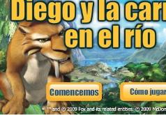 Игры Эра Динозавров Диего на Реке