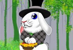 игры скачущий кролик