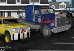 игры гонки на грузовиках дальнобойщики