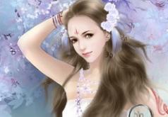 Игры Красивые девушки Поиск чисел