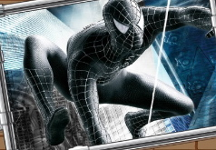 Игры черный человек паук