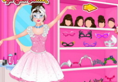 игры барби балерина танцует
