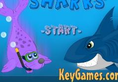 Игры Морские котики против акул