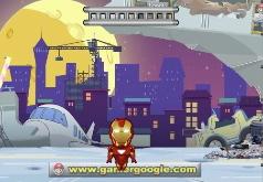 Игры Железный человек учится летать