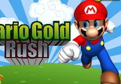 Игры Марио в погоне за золотом