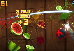 игры меч и фрукты