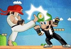 игры драки марио и другие герои