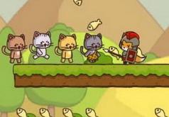 игры пазлы котики