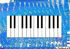 Игры Морское фортепиано