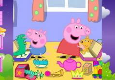 свинка пеппа мама игра