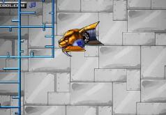 Игры Робот король лев