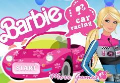 игры барби гонки на машинах