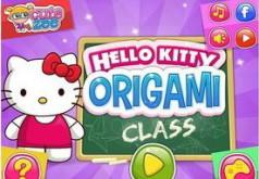 Игры оригами для девочек