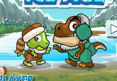 Игры ледниковые динозаврики