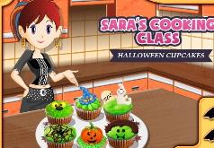 игры готовим еду с сарой на хэллоуин