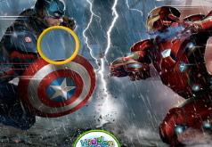 игра Капитан Америка Гражданская война