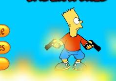 Игры Симпсон и гангстеры