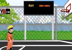 Игры наруто играет в баскетбол