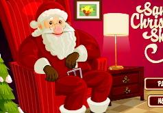 Игра Магазин Санта Клауса