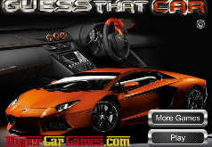 игры угадай автомобиль