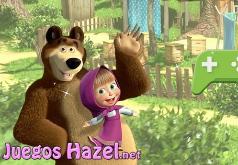 Игры Маша и Медведь Зума