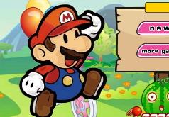 Игра Марио Сбор фруктов