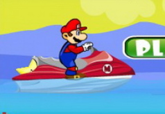 Игры марио на водном скутере