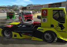 Игры Гонки на мощных грузовиках