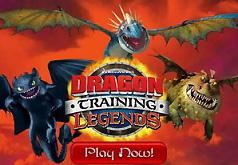 игра как приручить дракона легенды