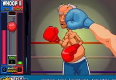 Игры Дедушка Боксер