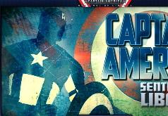 Игры Капитан Америка спасает город