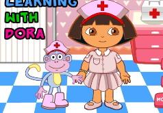 игры больница уколы в палец