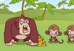 Игры Горилла и бананы