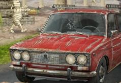 игры русские машины жигули