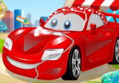 Игра Спа процедуры и дизайн машины