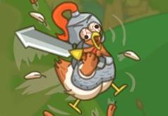 Игры Кунг против курицыцццц