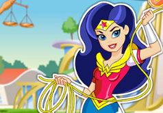 игры женщины супергерои одеваются
