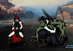 Игры уличные драки на двоих