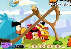 Игра Злые Птицы Захват Флага