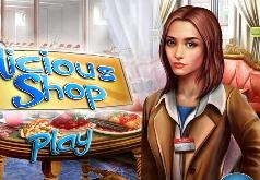 игра Вкусный магазин