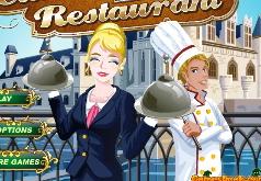 Игры отель ресторан