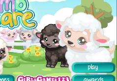 игры овечки ухаживать