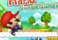 Игры Прыжки по джунглям Марио