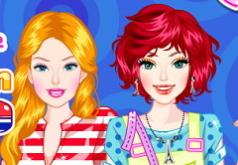 Игра Барби едет в Европу