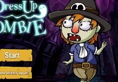 Игры для девочек зомби одевалки