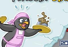 Игры для девочек кафе пингвинов