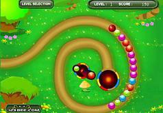Игры змейка цветная